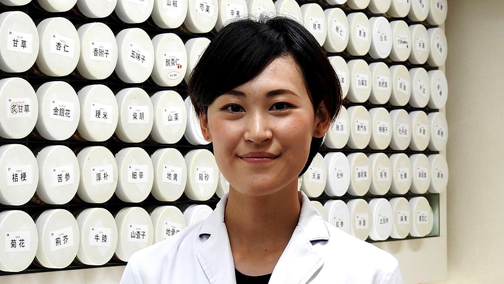漢方専門相談員 上田 有美香